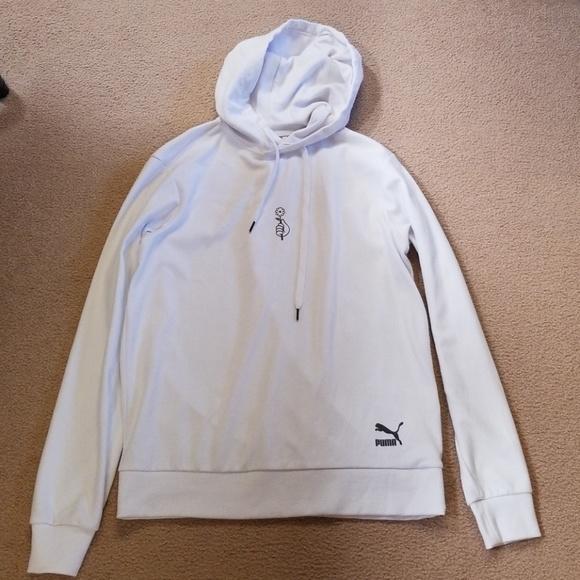 BTS X PUMA hoodie